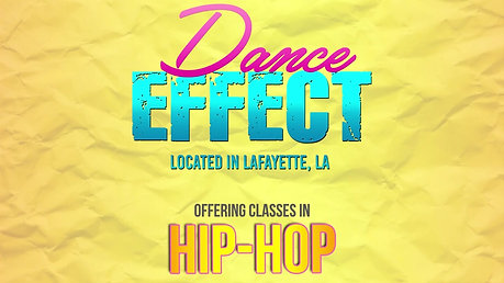 dance effect commercial