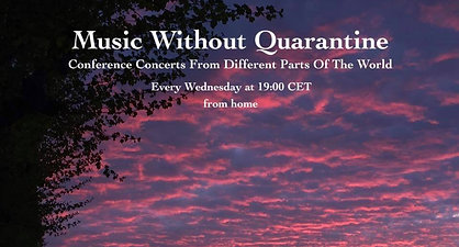 An Interview with Diego Ares - Music Without Quarantine - Michael Thallium