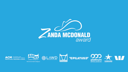 About the Zanda McDonald Award