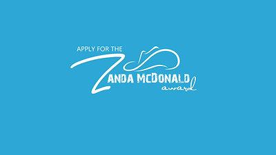2021 Zanda McDonald Award