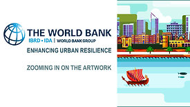 THE WORLD BANK, ENHANCING URBAN RESILIENCE, Lebanon, the intro of the video