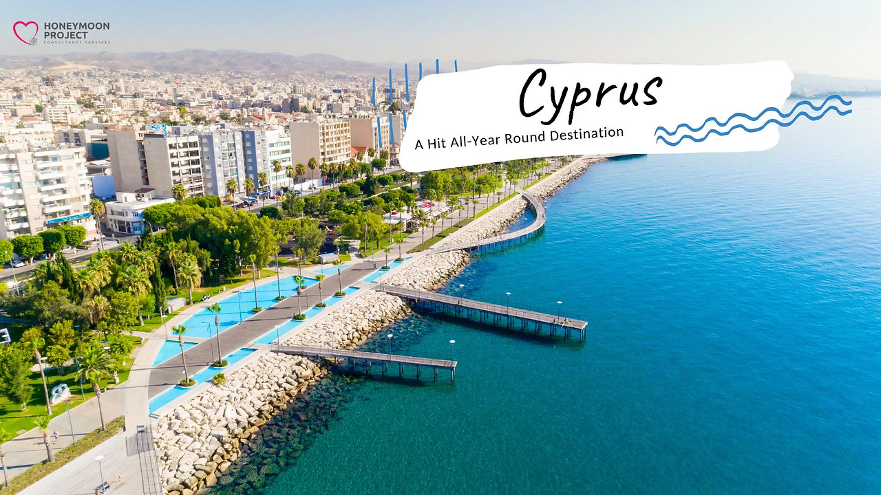 Discover Cyprus - Honeymoon Project