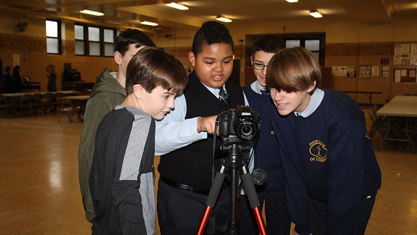 NCEA Day of Giving - STEM