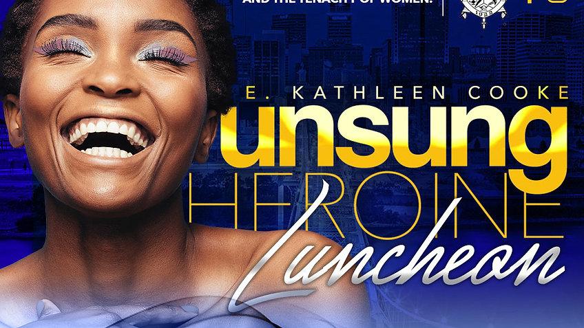 2020 Unsung Heroine Honorees