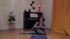 Séance douce & méditation guidée