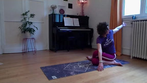 Cambrures et Yoga Nidra