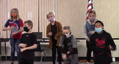 3rd Grade Kleven Holiday Songs