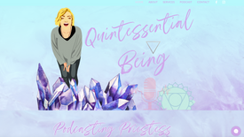 The Quintessential Being by Nikki O'Brien
