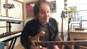 Paul Gray Bass | Do Anything You Wanna Do | Remote Recording
