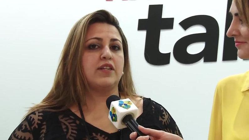 A Adriana Salles, da Sweet Natal, palestrou no #NatalTALKS e deu várias dicas...