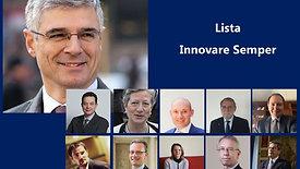 2020 Lista Innovare Semper Consiglieri