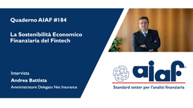 Intervista a Andrea Battista - Net Insurance