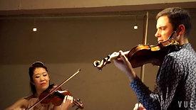 Julie-O Tomoko Akaboshi and Mateusz Smoczynski