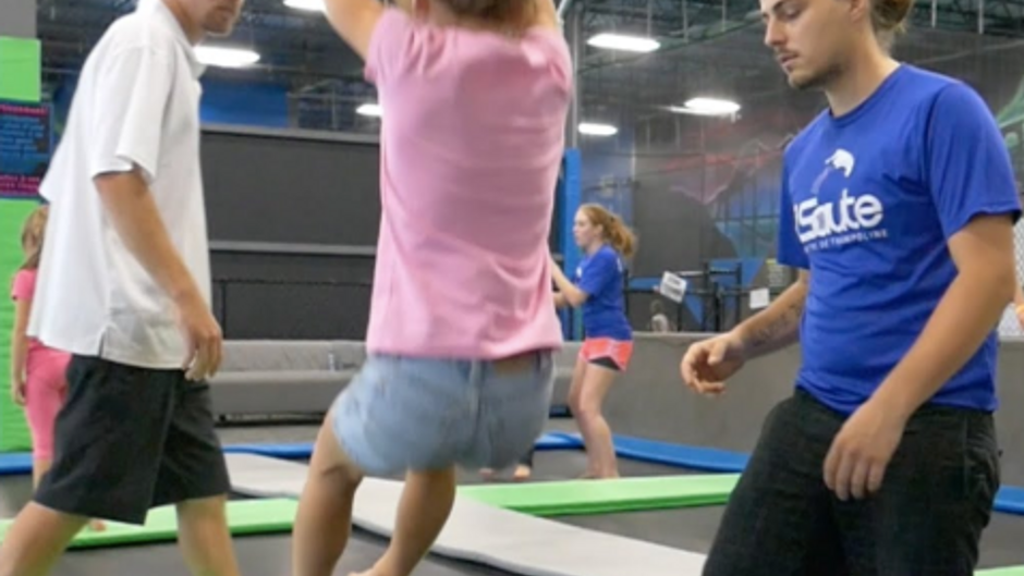 Trampoline Park Staff Training