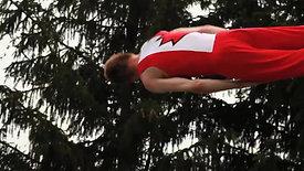 Greg Roe Amazing Trampoline Athlete