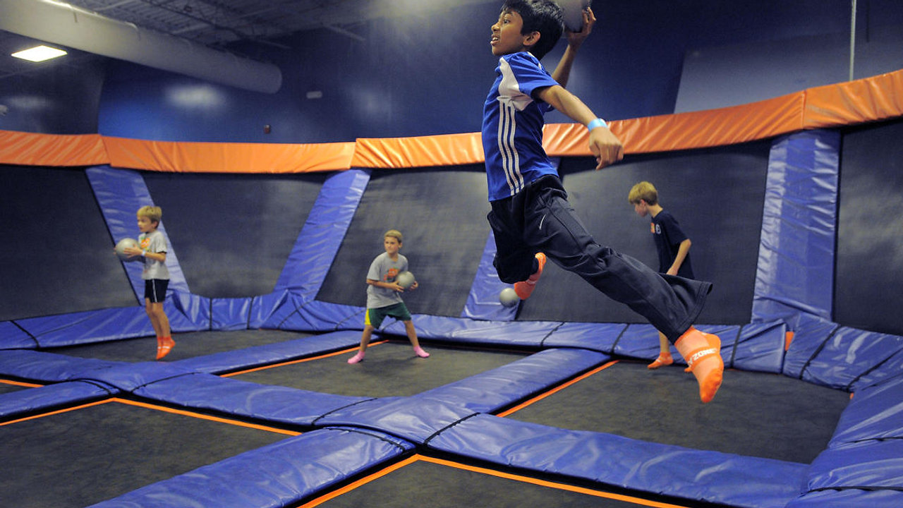 Trampoline Park Safety Training Program