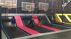 Trampoline Park Basic Operations by Area