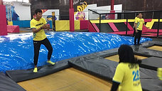 Trampoline Parks - Airbag Safety