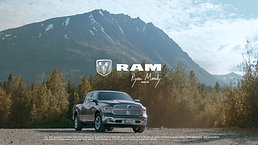 RAM // Three Generations // Moose Pass, Alaska