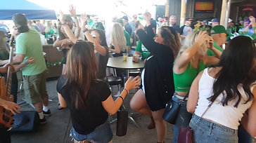 """""""St. Patty's Day at legendary Coach House"""""""