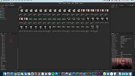 BR/CR-01 - Adobe Bridge Arayüzü