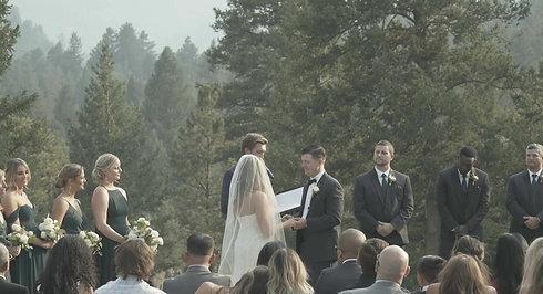 Brett and Nichole's Wedding Live-Stream