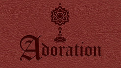 Adoration: Turn Your Mind To God