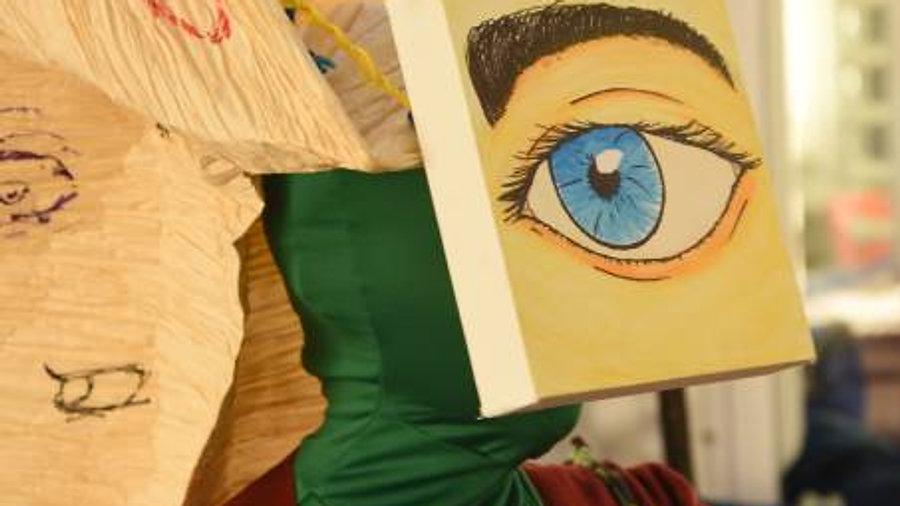 For kids who love art