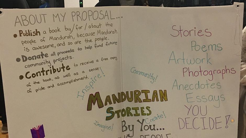Mandurian Stories