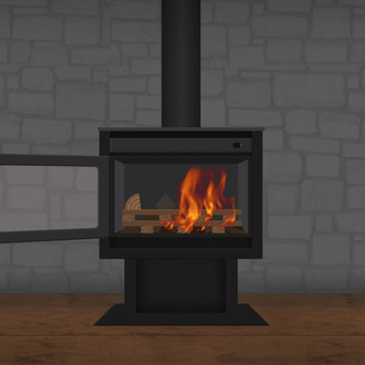 How to Light your Wood Heater