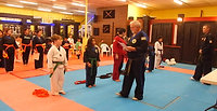 Upper Belt Promotion