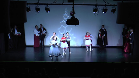 Nutcracker Suite 2018 Act 1 and Holiday Showcase