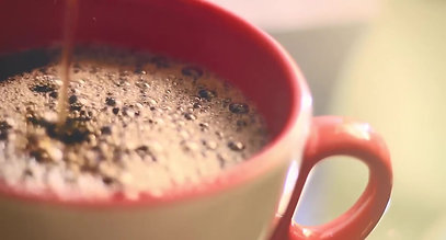 Pouring a Cup Of Coffee goodmorning - HD video message