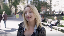 These Millennials Are Relieved Hillary Is Back Up In The Polls