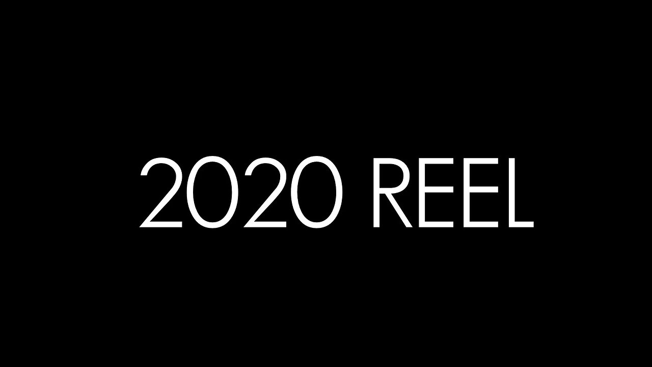 Andy Fosberry - 2020 Showreel (A/V - Fully Composed Studio)