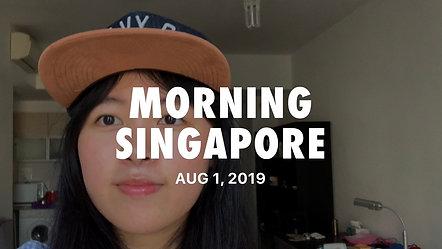 早安新加坡