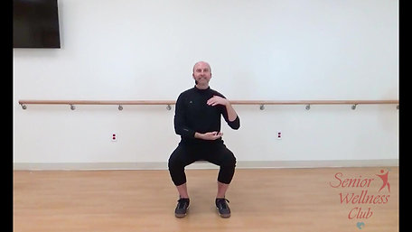 TAI CHI SEATED 8 SHORT FORMS