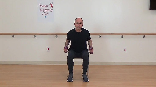 21 MINUTES USING WEIGHTS