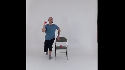 40MINS WEIGHTS/CARDIO SEATED/STANDING