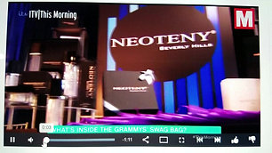 Neoteny Good Morning America