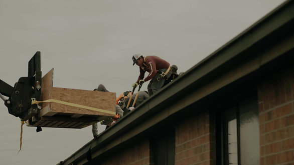 Ascend Roofing Social Video