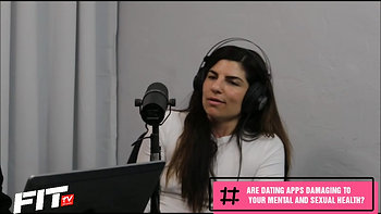 """AT YOUR BEST - Ep #3 """"Are Dating Apps damaging to your mental and sexual health? (w/guest Gina Ruccione)"""