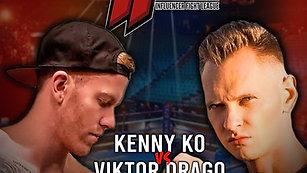Viktor Drago vs Kenny KO - IFL #1