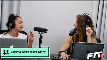 """AT YOUR BEST- Ep #2 """"Foods & Supps to get you up"""""""
