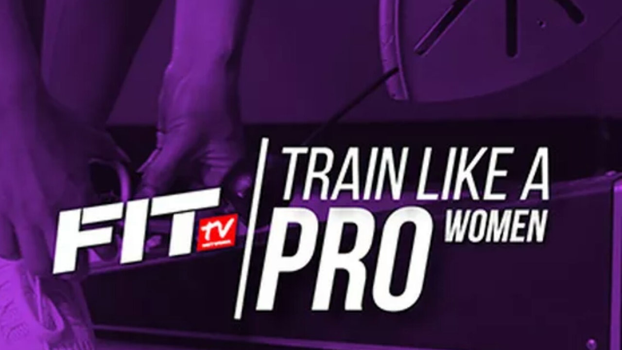 TRAIN LIKE A PRO - WOMEN