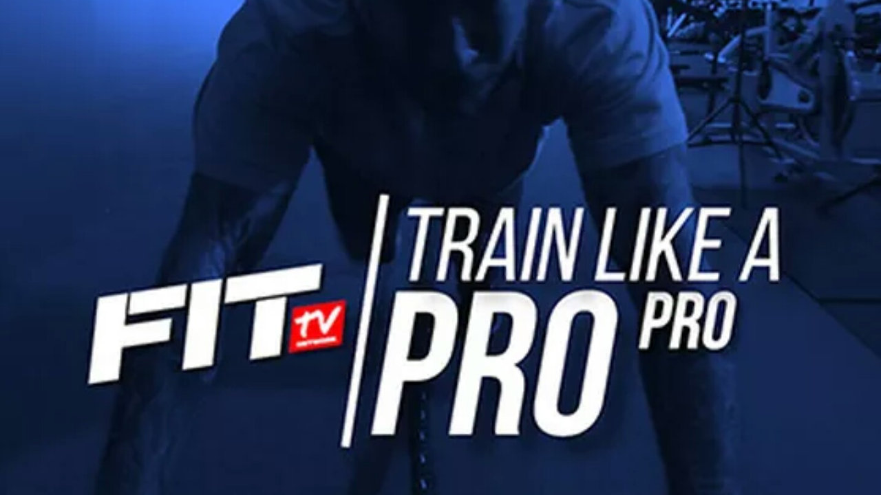 TRAIN LIKE A PRO - MEN