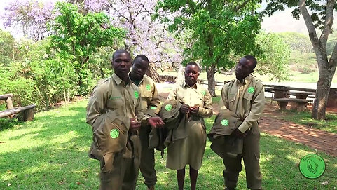 CKNR Staff New Uniforms