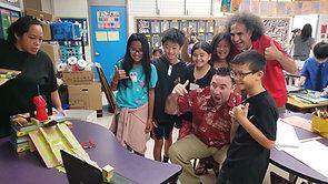 STEM Day 2020: Grade 4 Rube Goldberg Machine