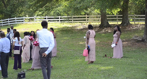 The Muchiri's Wedding Trailer Clip