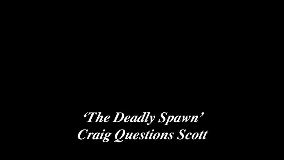 CRAIG QUESTIONS
